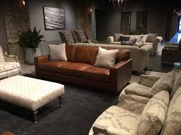 Leather Sofas Charlotte Nc by Encore Leather Sofa By Craftmaster Furniture Luxe Leather