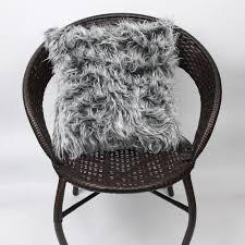 Home Decor Throw Pillows by Online Get Cheap Faux Fur Pillows Aliexpress Com Alibaba Group
