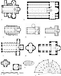 Palace Of Caserta Floor Plan by Fig 2 Plans Of The Second Set Of 12 Churches Surveyed A