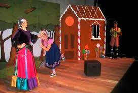 hansel and gretel play script for