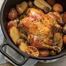 roast turkey recipe taste of home easy chicken pot roast taste of the south