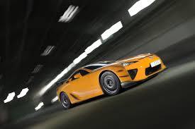 lexus sports car lfa video lexus lfa nurburgring package