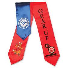 custom graduation sashes custom 72 graduation sash item c420 500 72 imprintitems