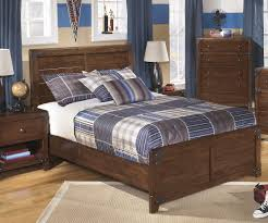 Twin Bedroom Furniture Sets For Boys by Ashley Furniture Delburne Full Size Panel Bed Boys Bedroom