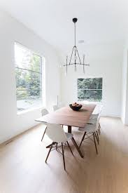 Dining Room Table Best 25 Minimalist Dining Room Ideas Only On Pinterest