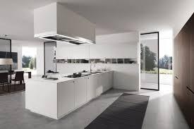 white kitchen backsplash ideas glossy minimalist cabinet dark