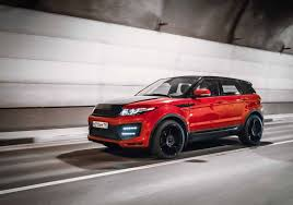 modified 2015 range rover larte design range rover evoque is unique eye catcher