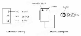 Bathtub Water Level Sensor Contactless Water Level Switch Inductive Liquid Level Switch Water