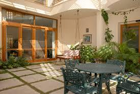 House With Central Courtyard Technology Rizwansadiqarchitects