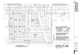 construction site plan self storage site plan bakken communities