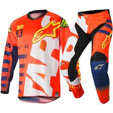 alpine motocross boots alpinestars new mx 2018 racer braap orange navy adults motocross