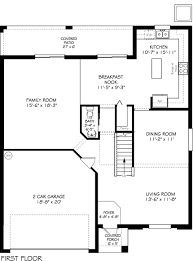 Game Room Floor Plans First Floor Monaco Floor Plan 2 Story 3 Bedrooms Game Room