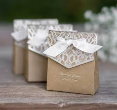 Favor Boxes by Naturally Vintage Tent Favor Boxes Vintage Favor Boxes
