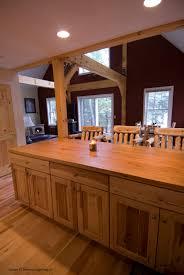 Kitchen Island Construction by Pecan Custom Wood Countertops Butcher Block Countertops