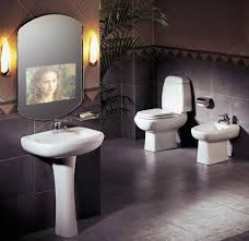 Smart Bathroom Mirror by Residential U2014 Queens Av Installation Nyc Home Theater Nyc