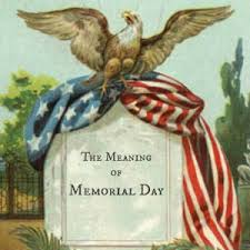 the meaning of memorial day fox hollow cottage