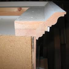 kitchen cabinet moulding ideas how to add crown molding to the top of your cabinets moldings