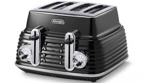Delonghi Icona Toaster Silver Delonghi Harvey Norman New Zealand