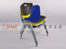 Classroom Stacking Chairs Ergonomic Stack Chair Classroom Lecture Chair With Rotary Writing