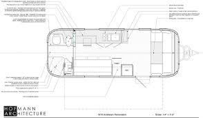 Teardrop Camper Floor Plans 2 1972tradewinds Floorplan Big Jpg 1 200 699 Pixels Airstream