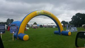 Halloween Inflatable Arch by Giant Inflatable Arch Includes Free Branding Bouncy Castle