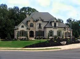 chateau style homes gorgeous chateau style in gated community houses