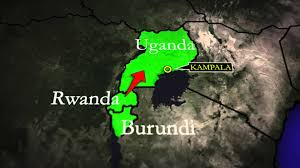 Rwanda Africa Map by National Bank Of Rwanda Africa Map Youtube