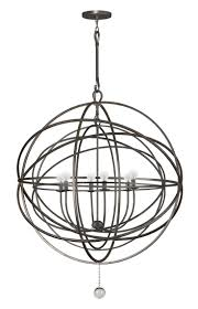 lighting stores in lancaster pa lighting 6 light orb chandelier bronze finish by yale lighting for