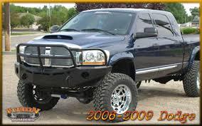 custom front bumpers for dodge trucks dodge ram front bumper 2006 2009 fits 2500 3500