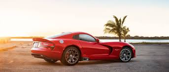 Dodge Viper Gts 2016 - 2017 dodge viper hand crafted sports car