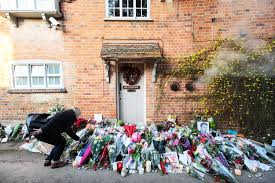 George Michael House George Michael U0027s Family U0027touched Beyond Words U0027 By U0027outpouring Of Love U0027