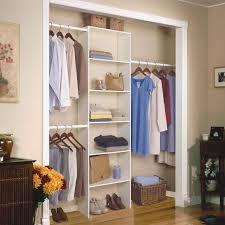 closetmaid adjustable shelf track closet organizer closet