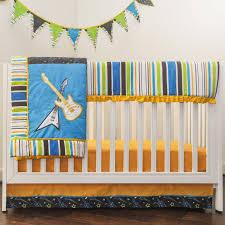 Nursery Decor For Boys Room Rockstar Color Ful Theme For Baby Boys Room
