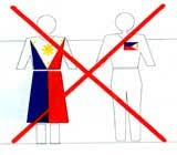 do s and don ts of the philippine flag culture by the