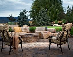 Stone Patio Images by Stamped Concrete Vs Paving Stones Comparison Guide Install It