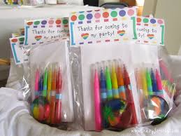 goody bags for birthday parties all about birthday