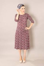 mid length dress holiday dress viscose dress tea length dress