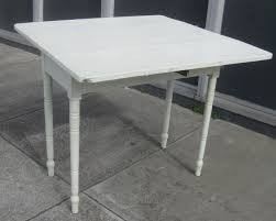 White Square Kitchen Table by Cool Drop Leaf Kitchen Tables All About House Design