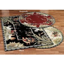 Rugs Direct Com Reviews Rooster And Hens Oval Rugs