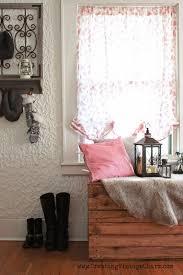Pottery Barn Fur Blanket Creating Vintage Charm Thrifty Diy Part One Faux Fur Throw Rug