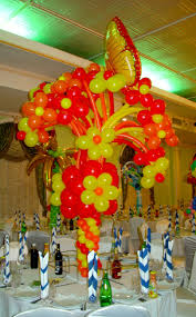 Butterfly Balloons Orange And Yellow Butterfly Balloons Event Flowers Ny
