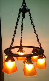 Rewiring An Old Chandelier Antiques Art Vintage