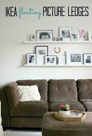 Ikea Ribba Picture Ledges Picture Ledges Photo Gallery Tips And A Giveaway U2014 House For Six