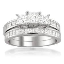 Princess Cut Diamond Wedding Rings by Princess Engagement Rings Shop The Best Deals For Dec 2017