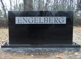 grave marker designs contemporary black granite tombstones headstone designs