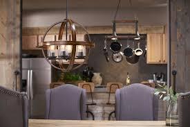 kichler dining room lighting barrington 4 light orb pendant dbk