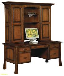 Solid Computer Desk by Fresh Wood Computer Desk With Hutch Dss4u