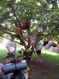 teen treks bike from new york city to montreal with teen treks