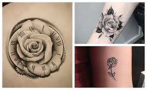 imagenes rosas tatoo tatuajes de rosas para hombres y mujeres historia y significado