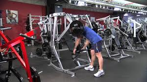 hammer strength plate loaded decline press instructions youtube